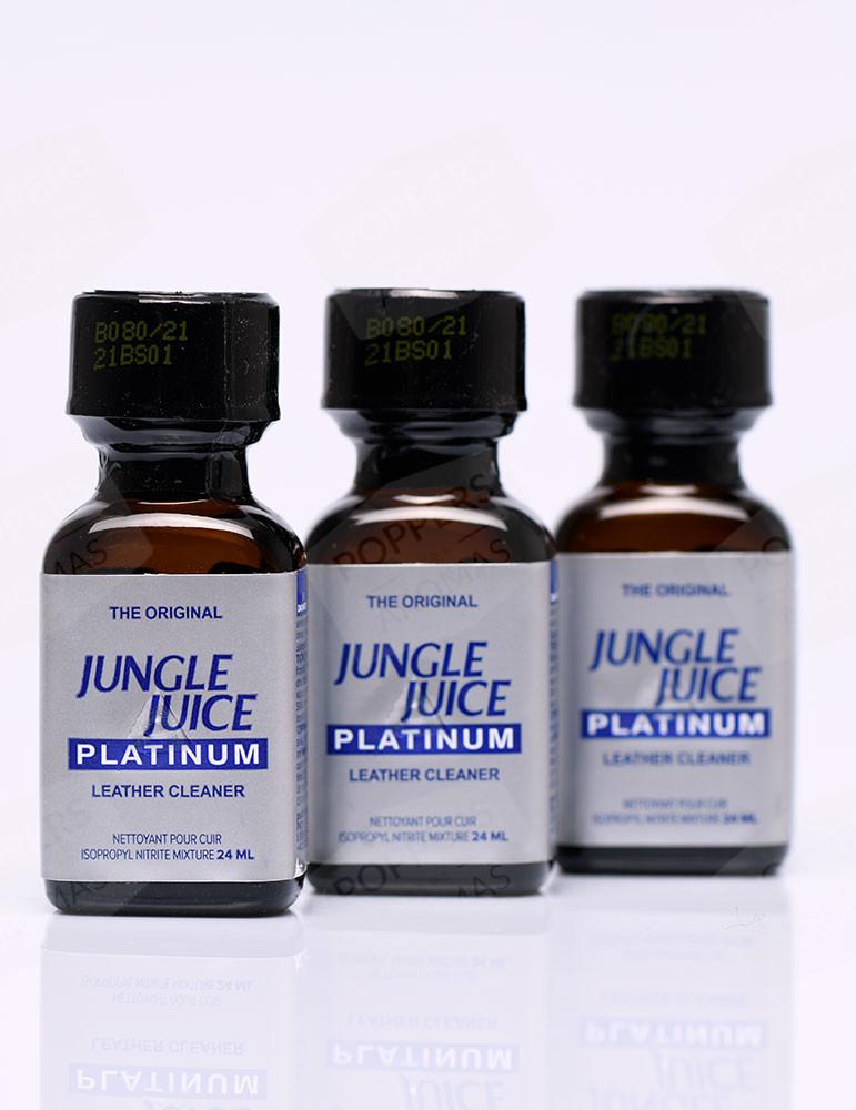 Jungle Juice Platinum 24ml x 3
