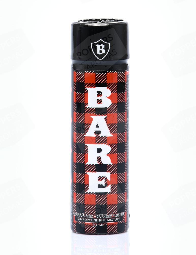24ml Bottle of Bare Poppers